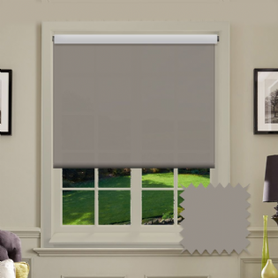 Taupe Roller Blind - Astral Taupe